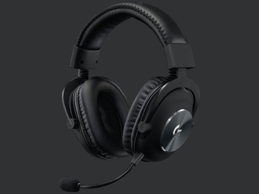 Design robusto e ao mesmo tempo elegante do Logitech G Pro X a