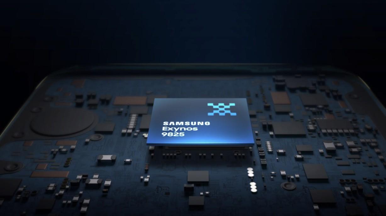 Processador Exynos 9825