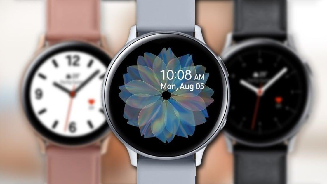 Samsung galaxy watch active 2 tem design confirmado em novas imagens og
