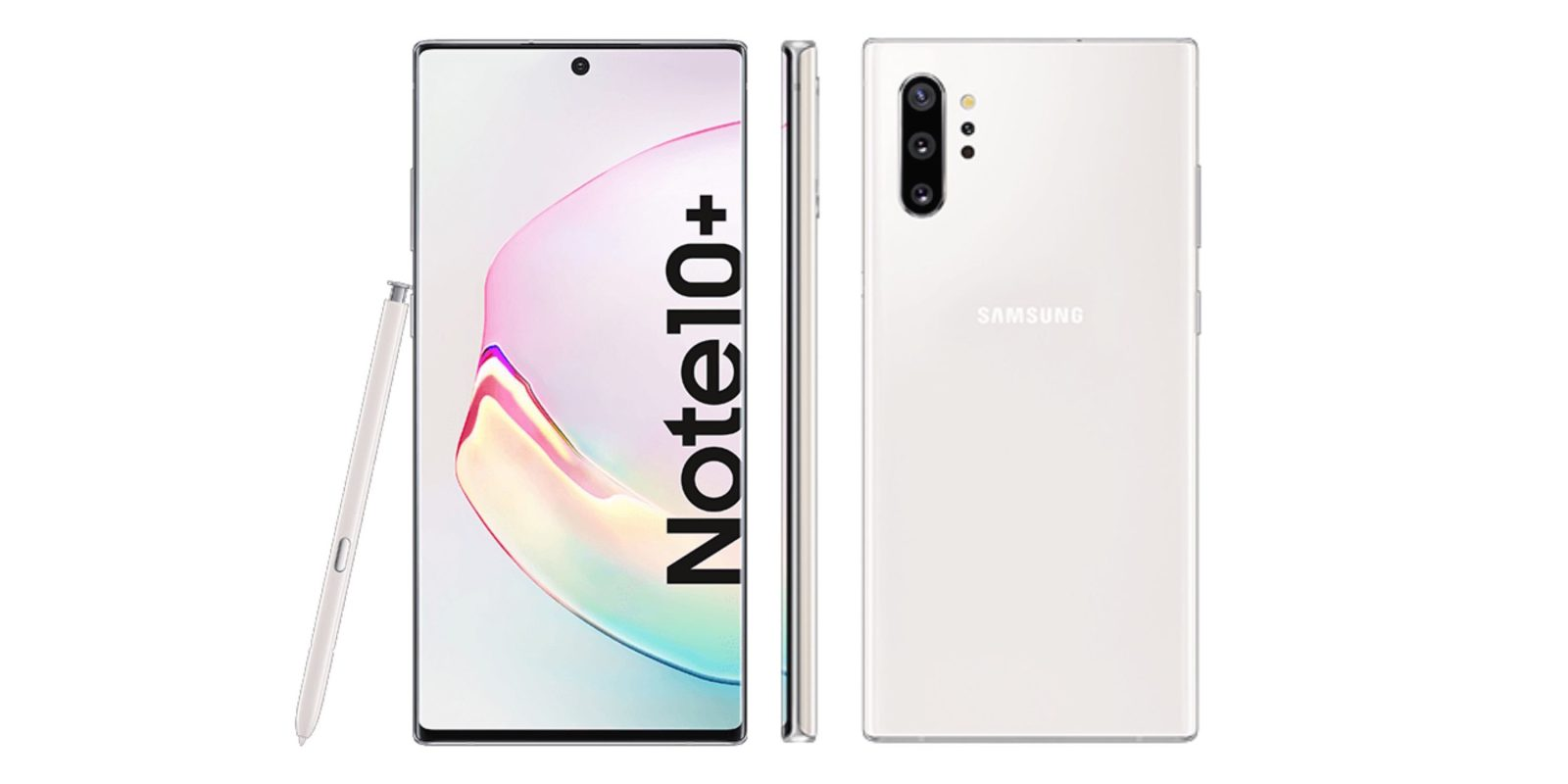 Samsung galaxy note 10 aura white leak 2 1