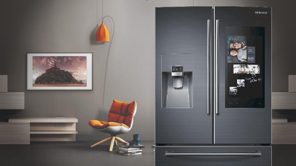 Tv e geladeira 1
