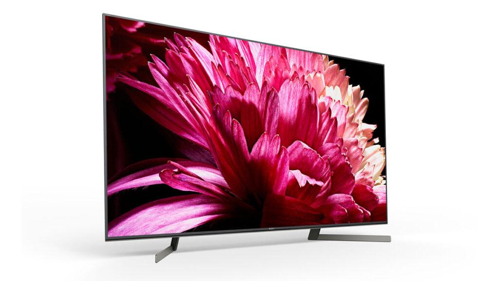 A XBR 4K X955G possui a função Hands-Free, que permite a interação com a TV sem a necessidade do controle remoto
