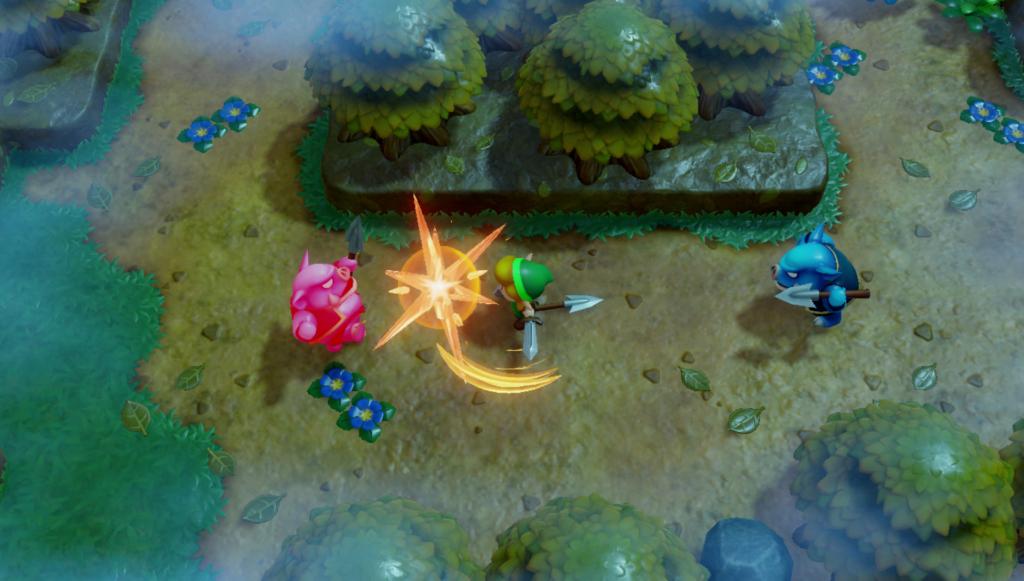 Mesmo com modificações na estética e jogabilidade, Link's Awakening continua tão bom quanto o original