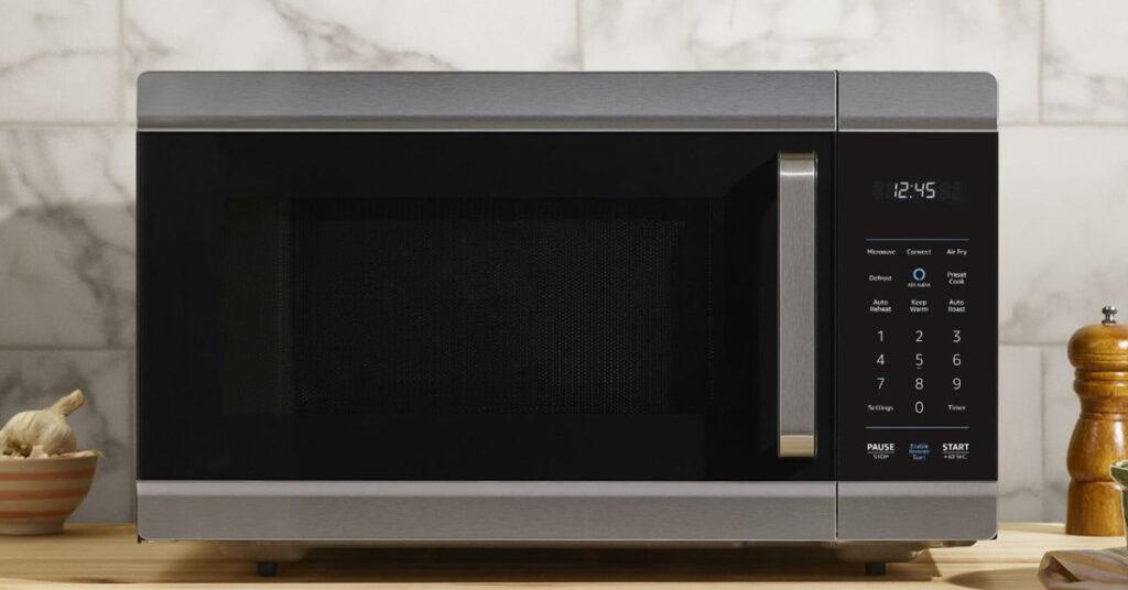 Amazon hardware event 2019 - smart oven