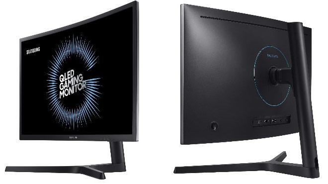 O monitor vem sendo usado pelo Flamengo eSports para o CBLoL desde os treinos