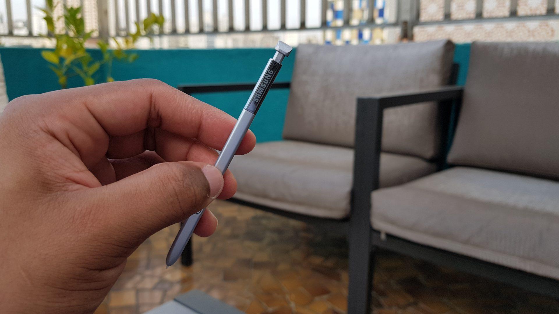 Caneta stylus funciona de acordo com a energia emitida pela tela