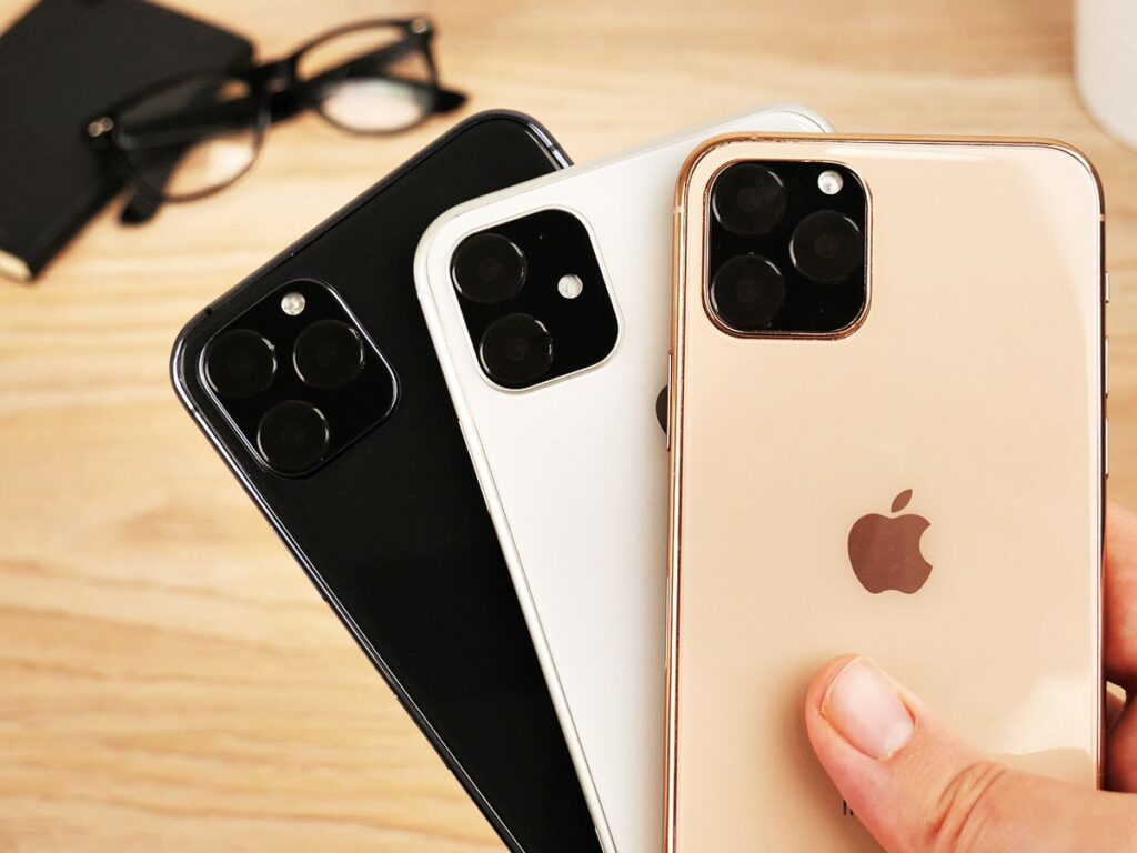 Foto destacada do iphone 11