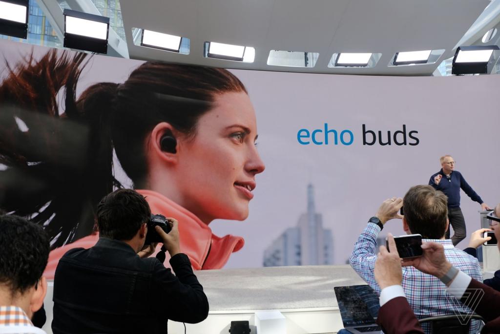 Amazon hardware event 2019 - echo buds