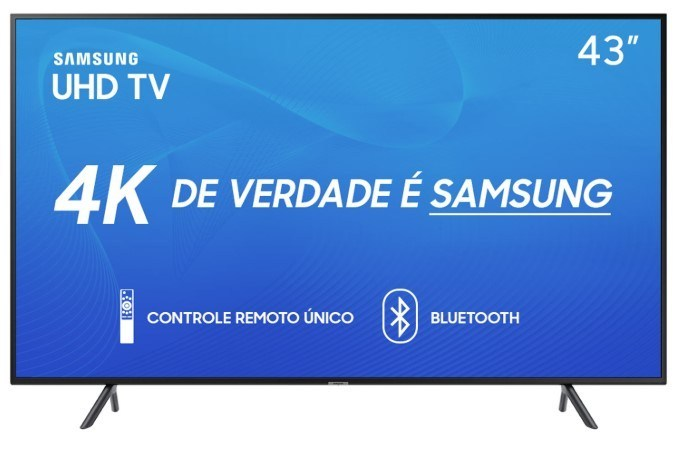 Smart TV Samsung 43RU7100