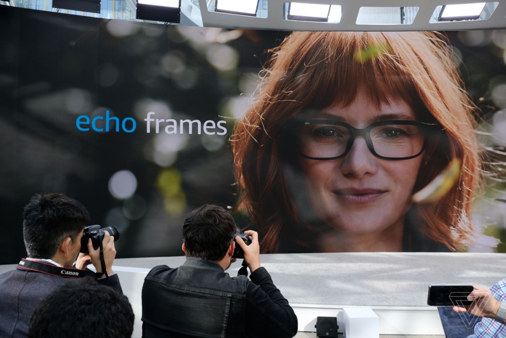 Amazon Hardware Event 2019 - Echo Frames