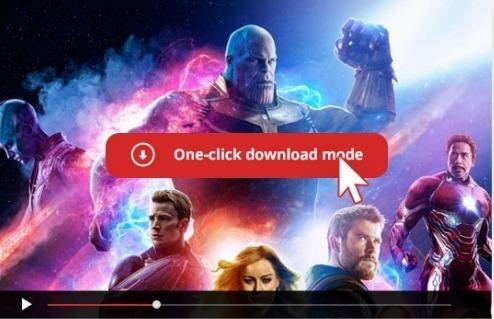 4K Video Downloader - modo download com um clique