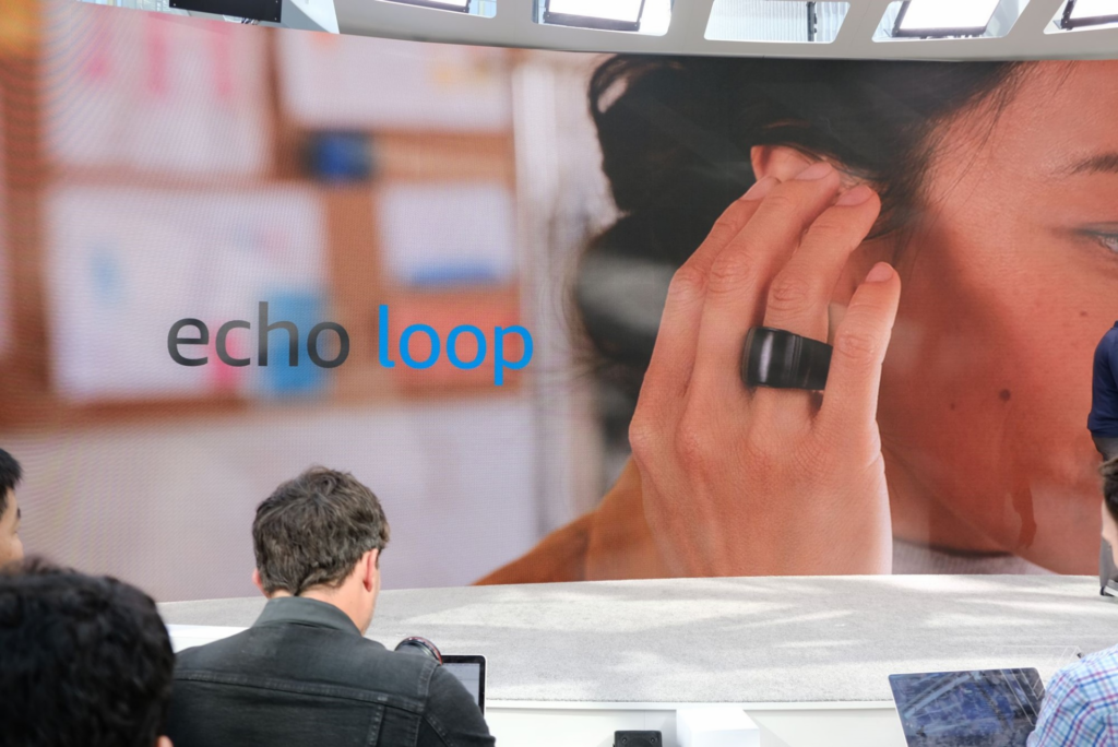 Amazon hardware event 2019 - echo loop