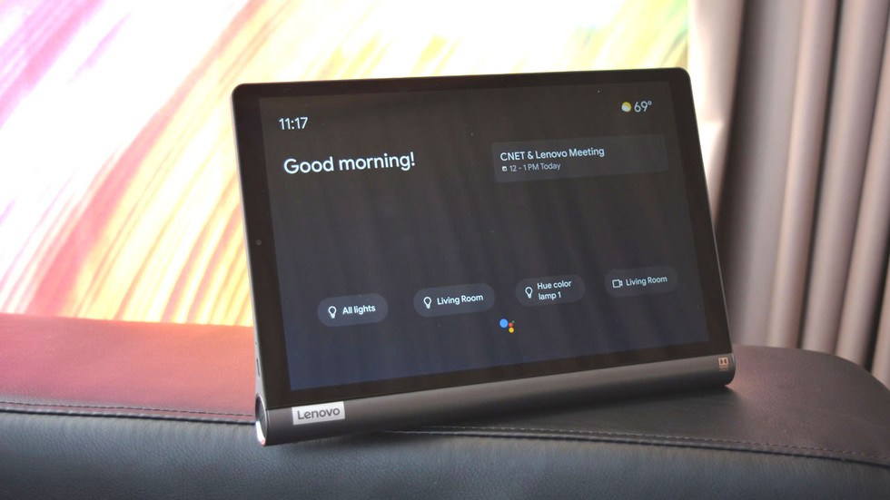 Lenovo Yoga Smart Tab na IFA 2019