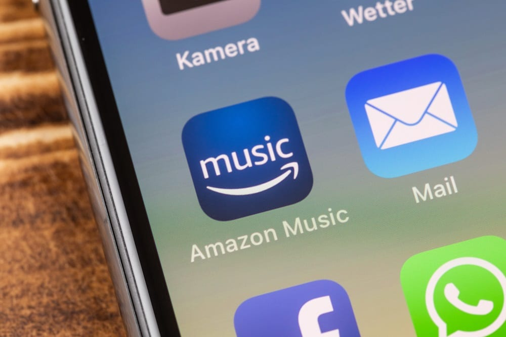 Amazon music free service