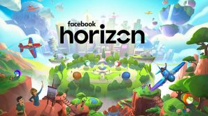 Facebook Horizon - capa
