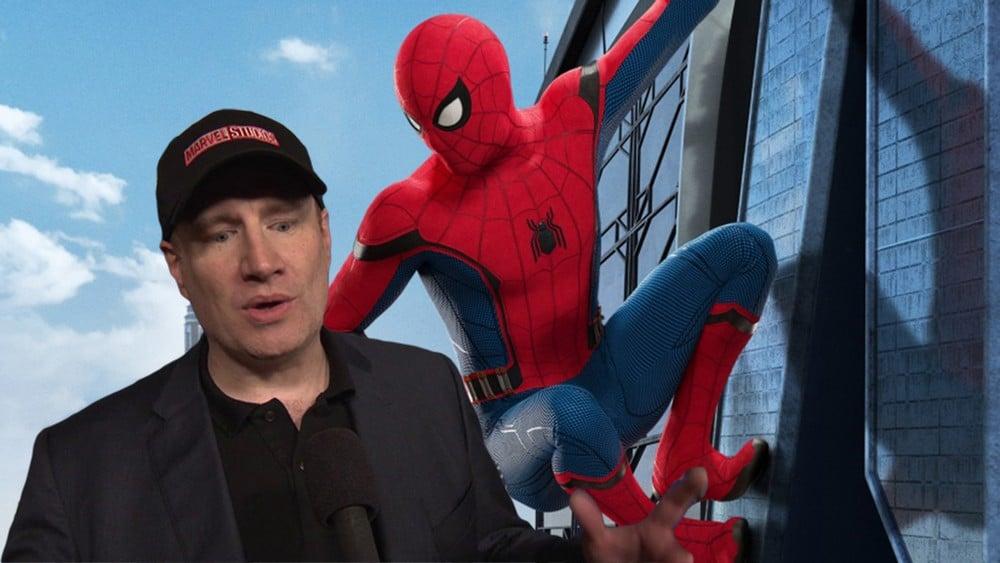 Com a continuação de Homem-Aranha, Kevin Feige continua na produção