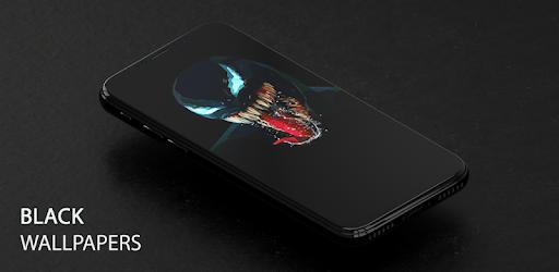 Melhores app - black wallpaper