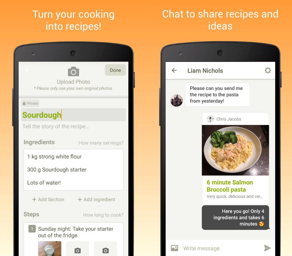 Melhores apps - cookpad