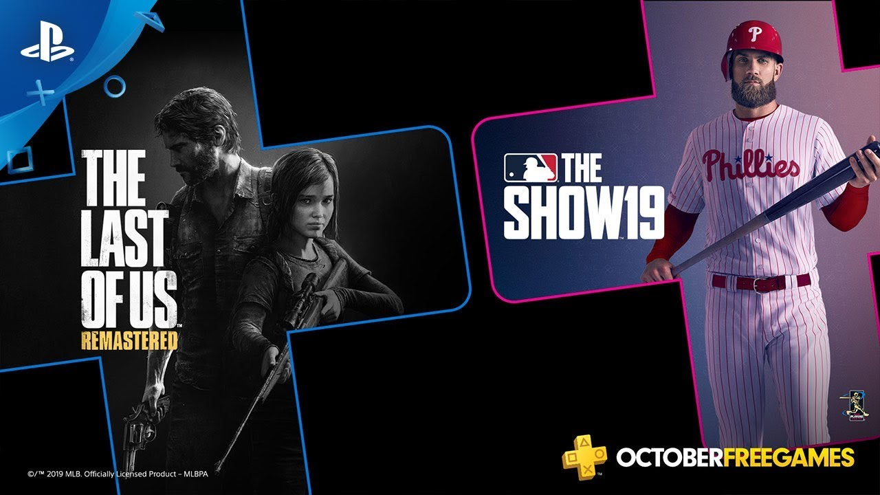 PS Plus de outubro terá The Last Of Us e MLB The Show 19