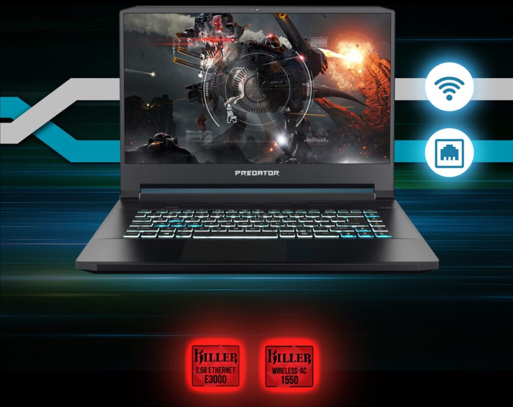 A Acer apresentou o notebook para games Predator Triton 300 e o  Predator Triton 500