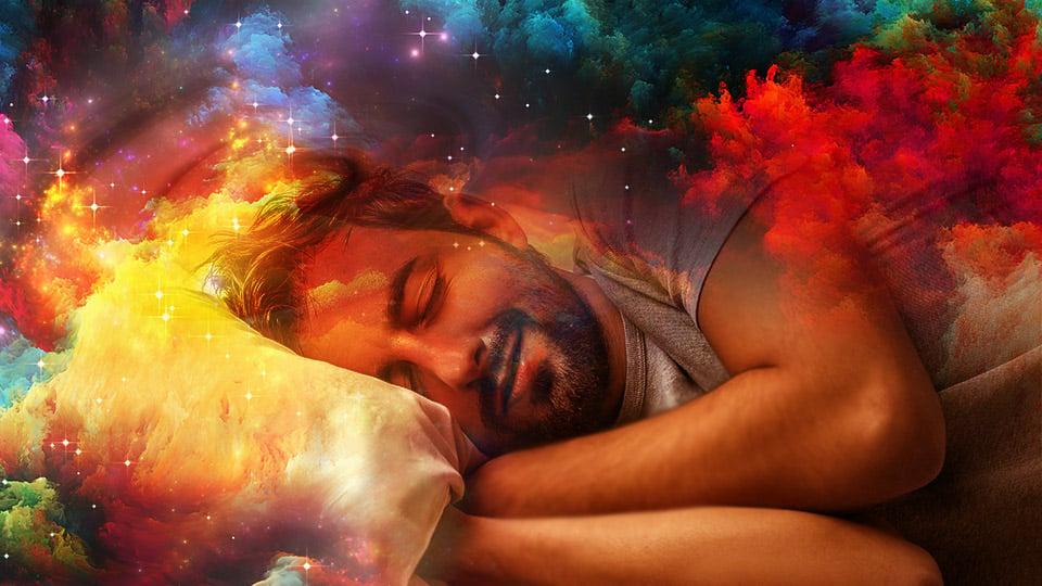 Explicando a mente netflix sonhos