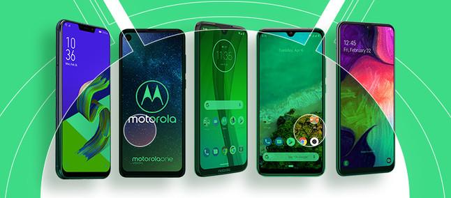 Confira os celulares já confirmados com a atualização!
