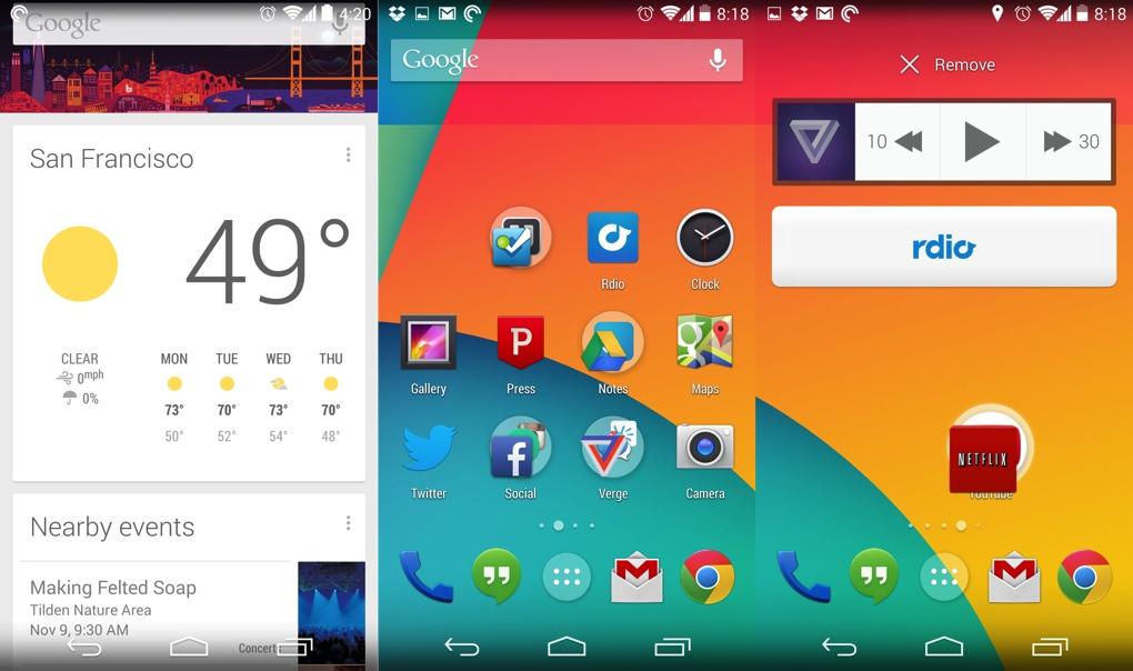 Android 4. 4 kit kat