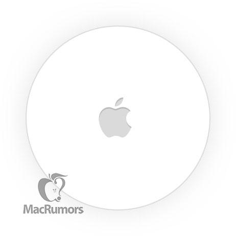 Imagem do rastreador Bluetooth da Apple encontrada no iOS 13