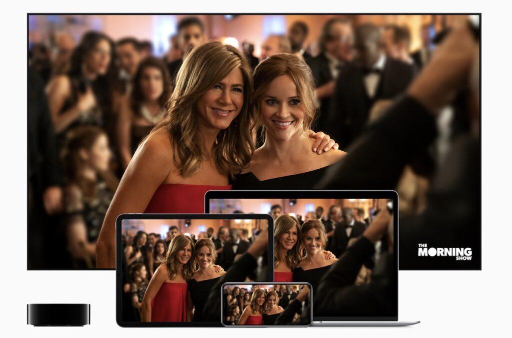 Apple TV+ Dispositivos