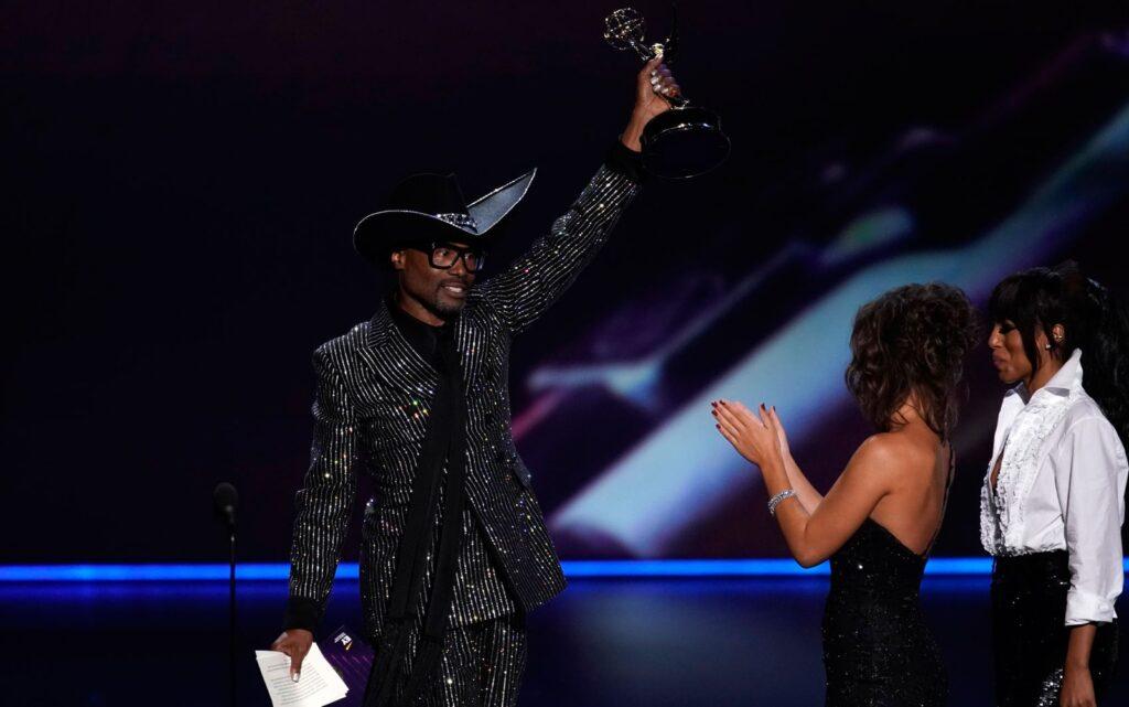 Pose garante o primeiro prêmio Emmy a Billy Porter