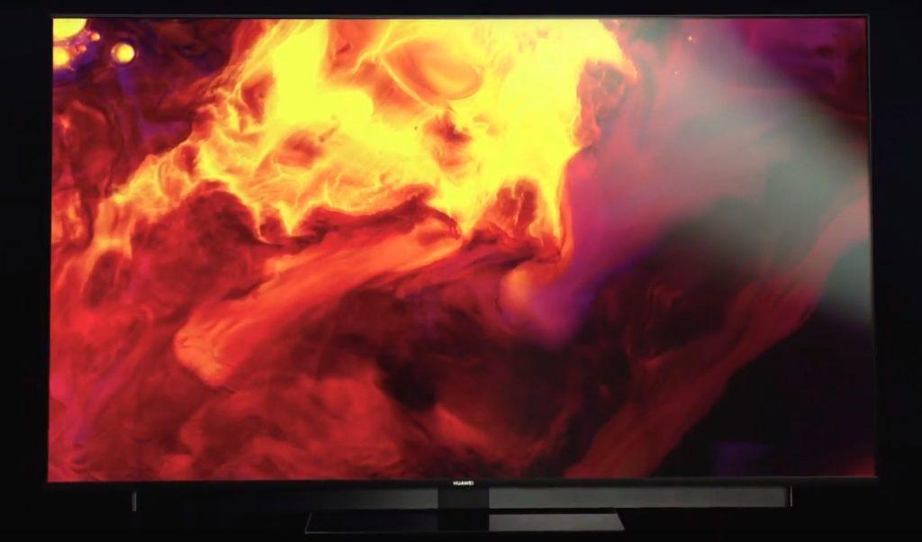 Nova linha de smart tvs da huawei terá resolução 4k de até 85''