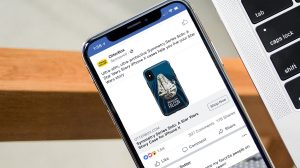 facebook targeted ads iphone x