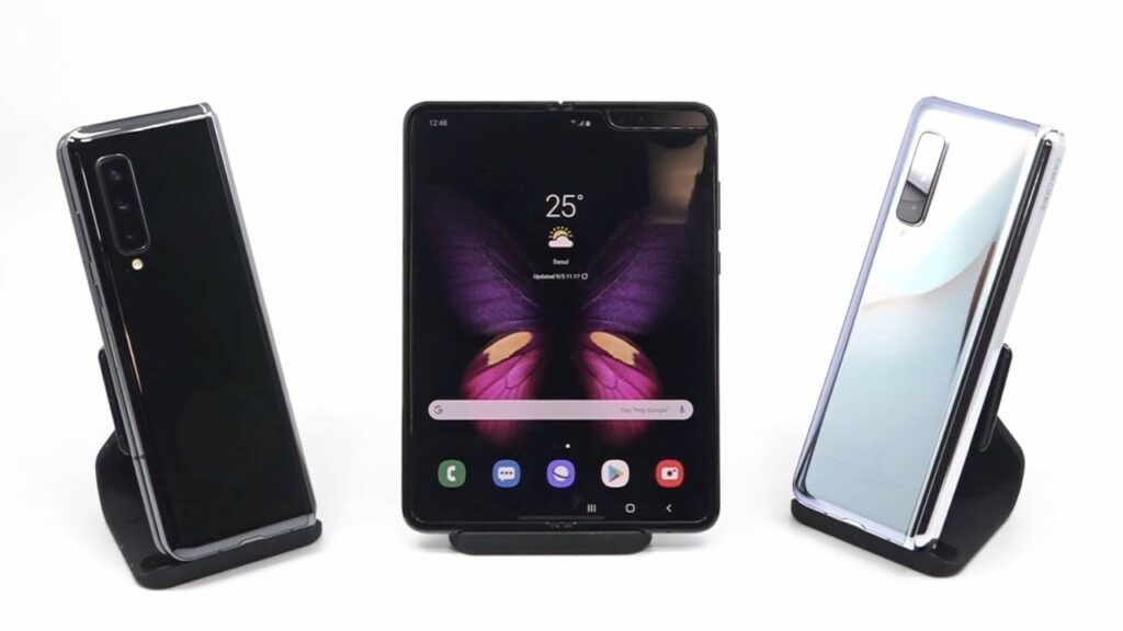 Galaxy Fold na IFA 2019