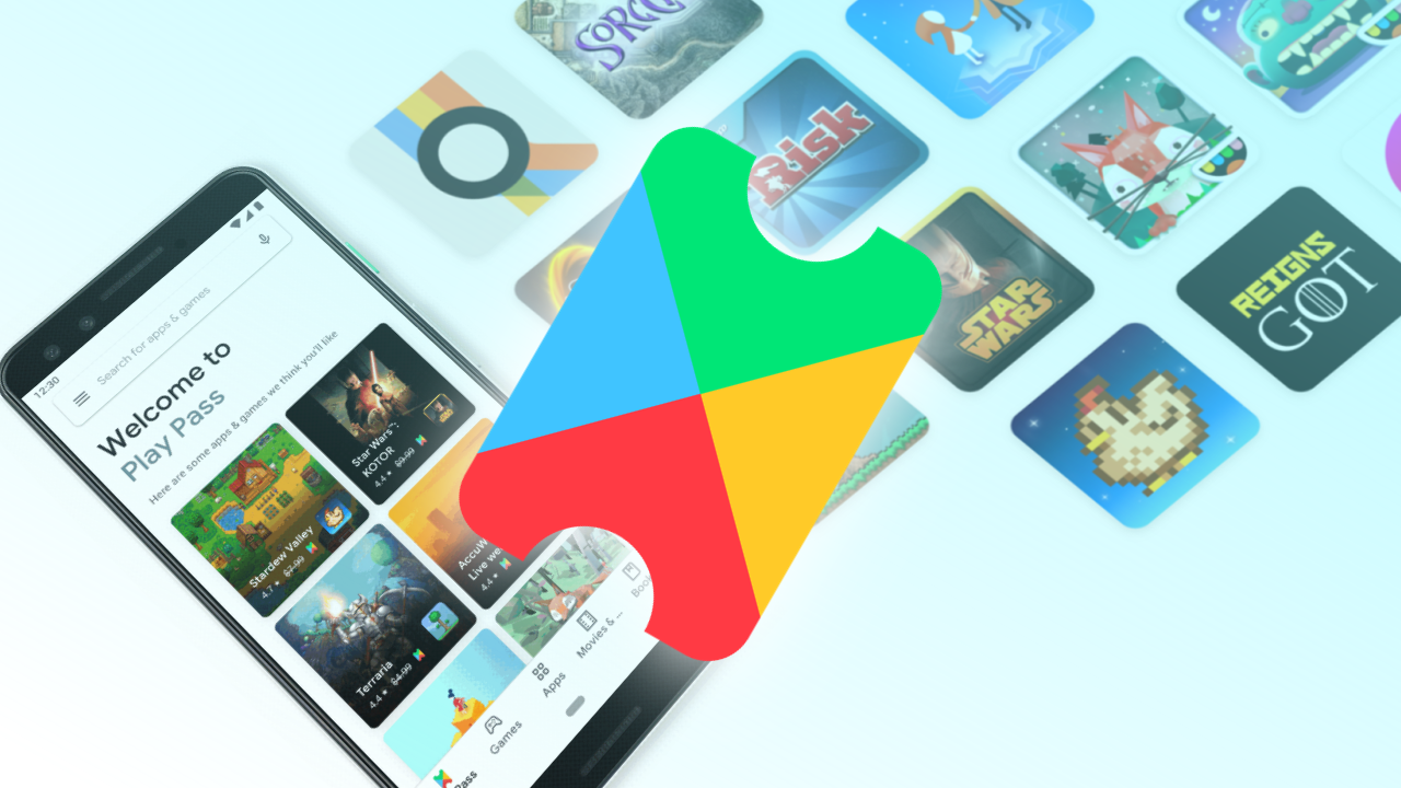 Google play pass hero alt