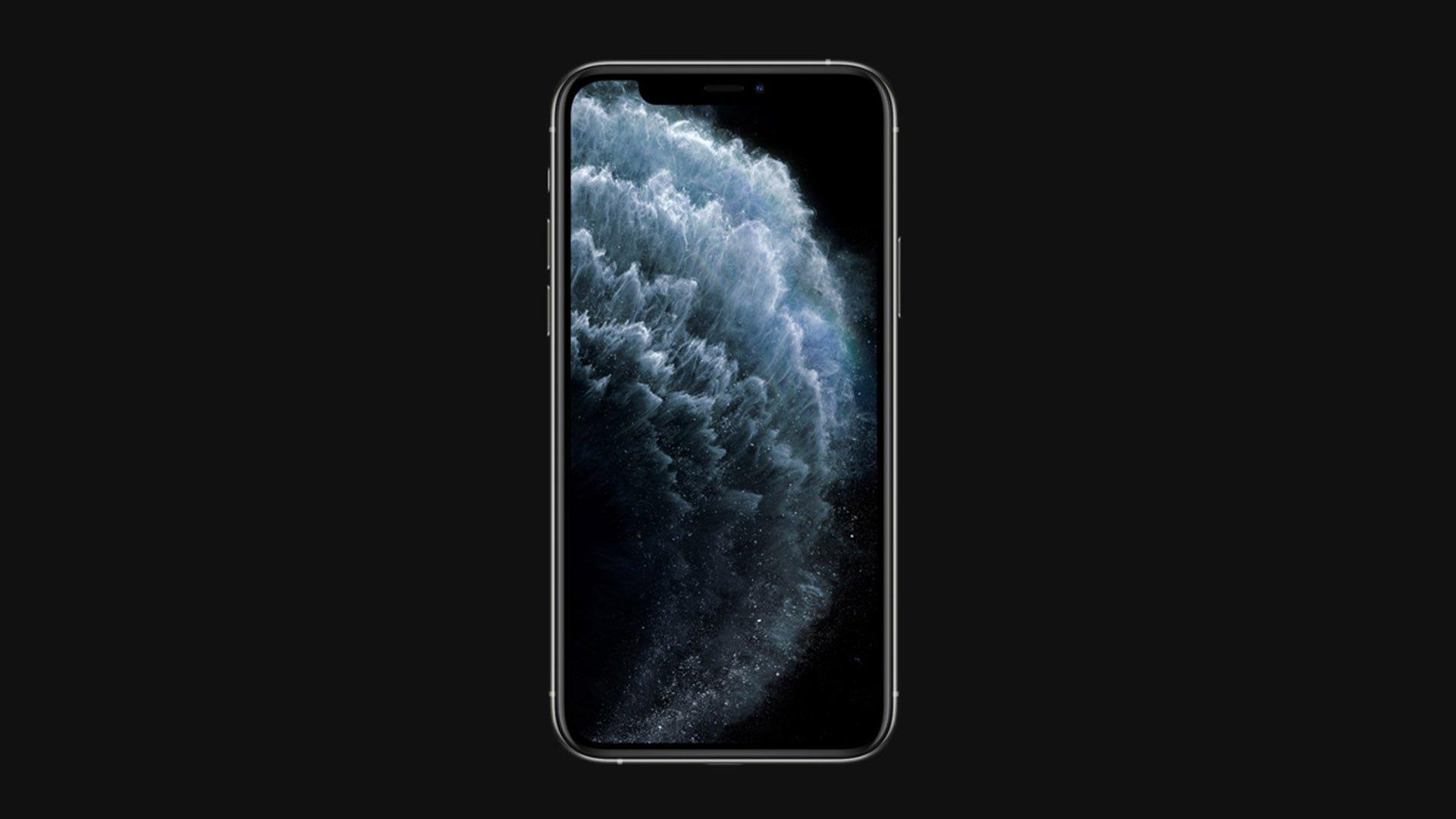 Iphone 11 pro max display