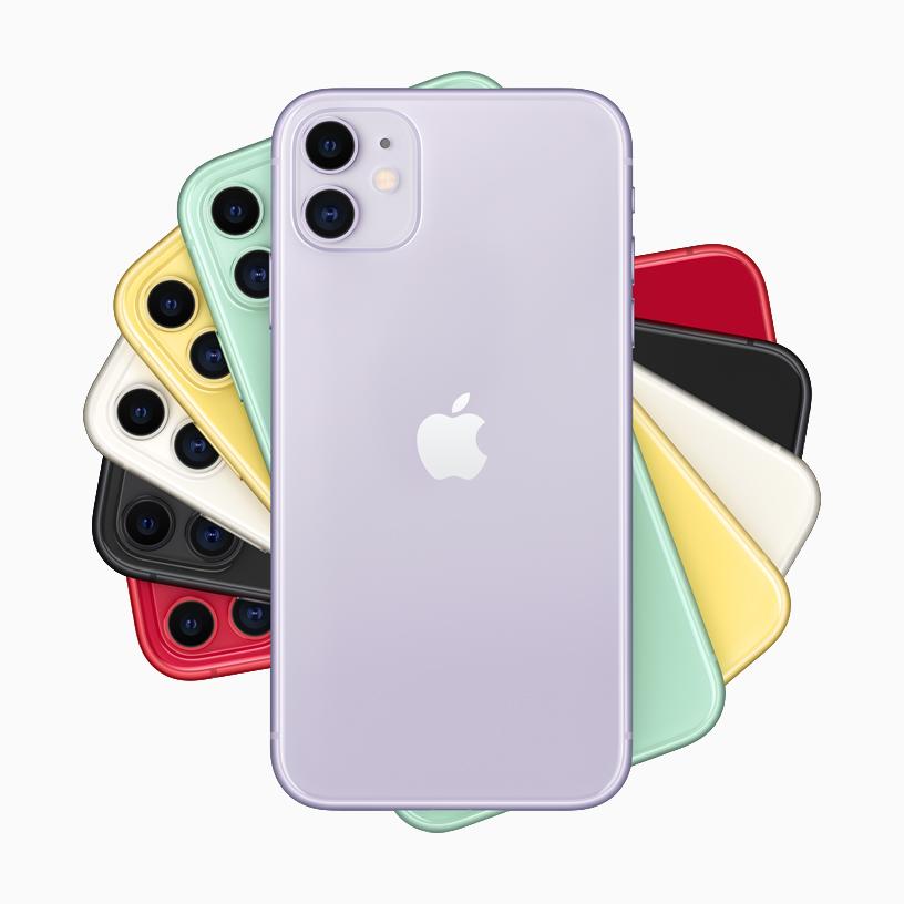 O iPhone 11 é o sucessor do iPhone XR e trará duas câmeras traseiras