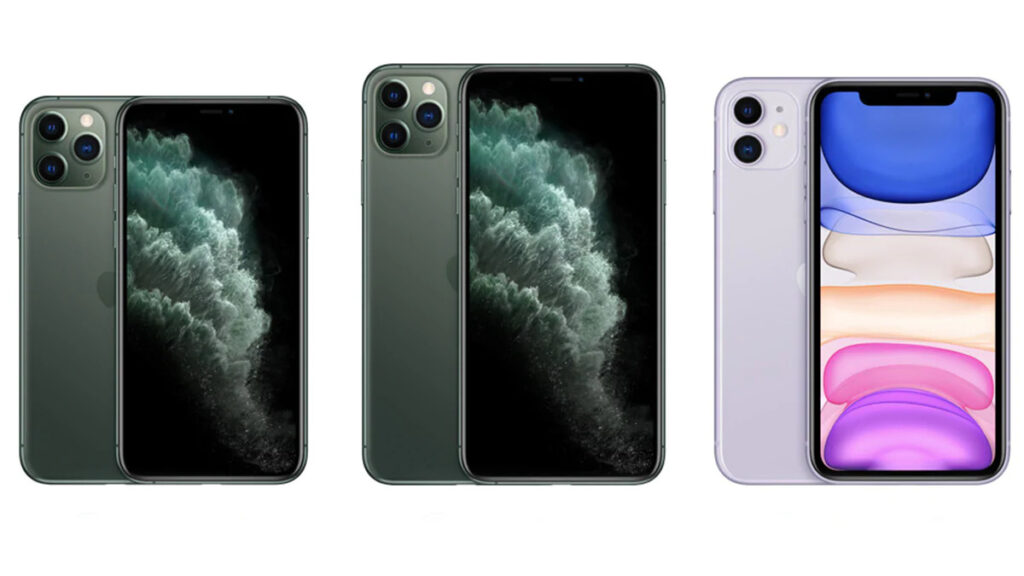 Novo iphone é lançado em três versões com configurações potentes