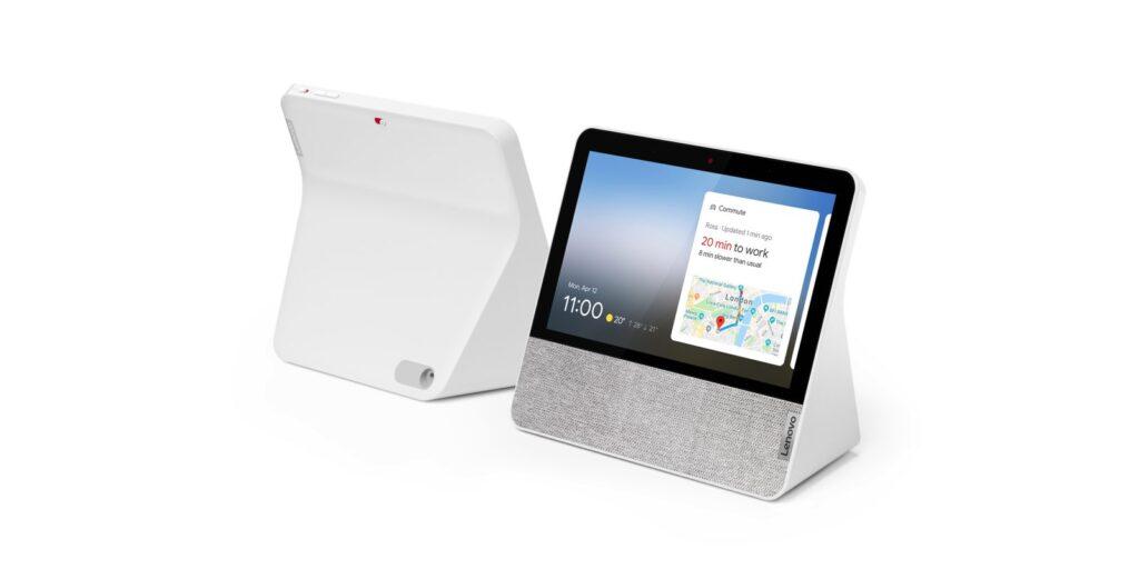 A lenovo anunciou três novos tablets, incluindo um novo smart display 7