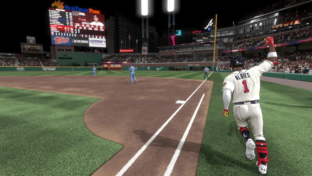 Que tal se tornar um campeão de baseball em MLB The Show 19?
