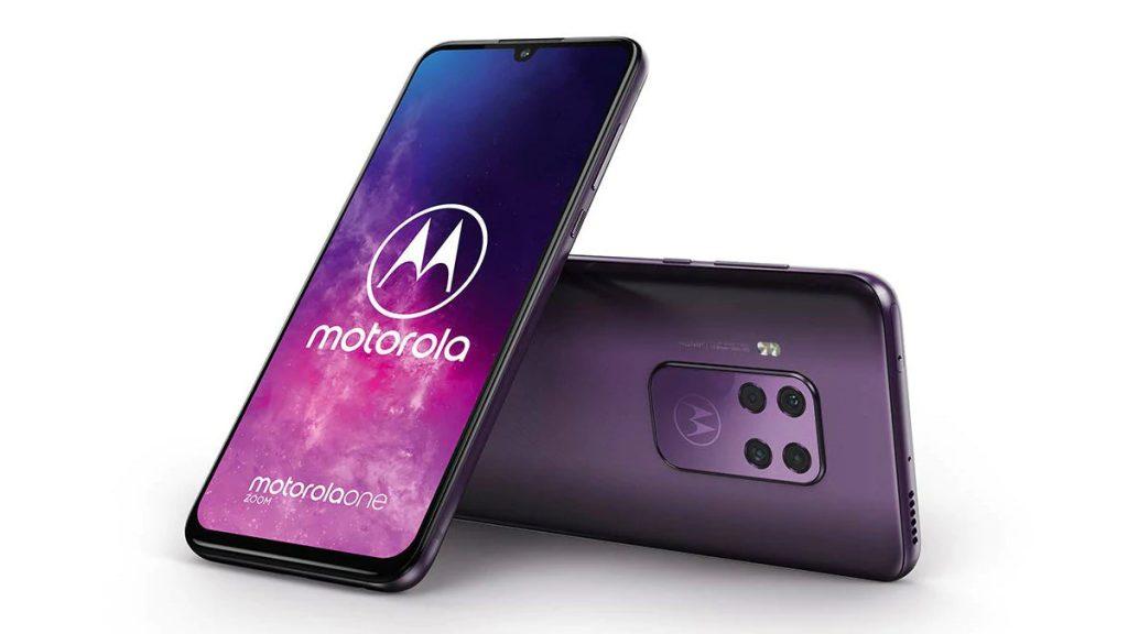 Motorola One Zoom é lançado no Brasil