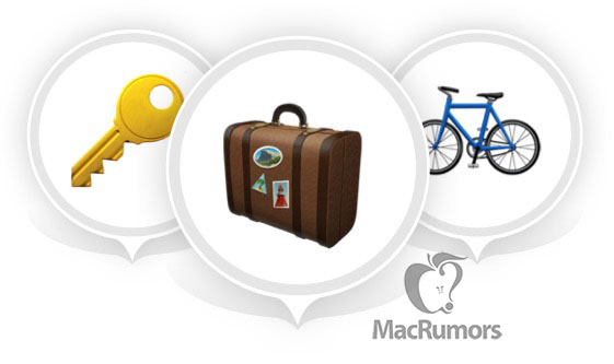 O rastreador de itens poderá será anexado a vários objetos, como chaves, malas e bicicletas