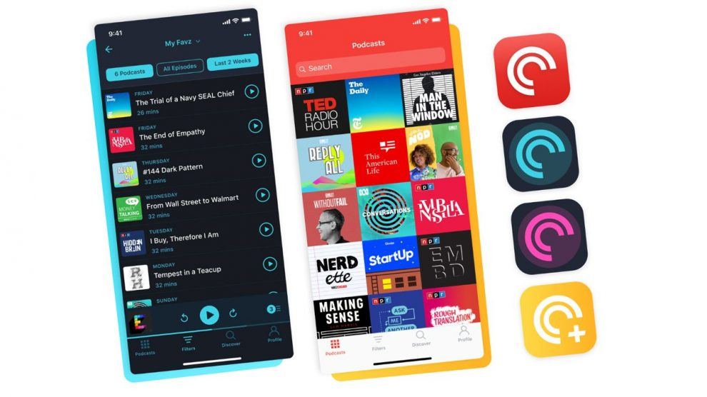 Pocket casts plus