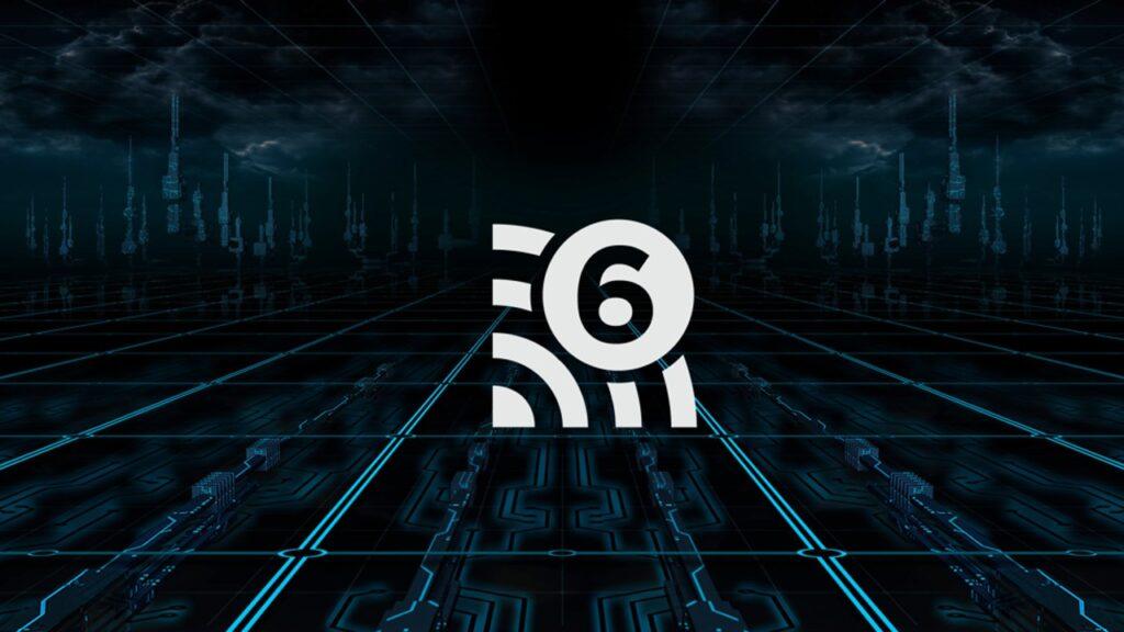 wi fi 6 logo