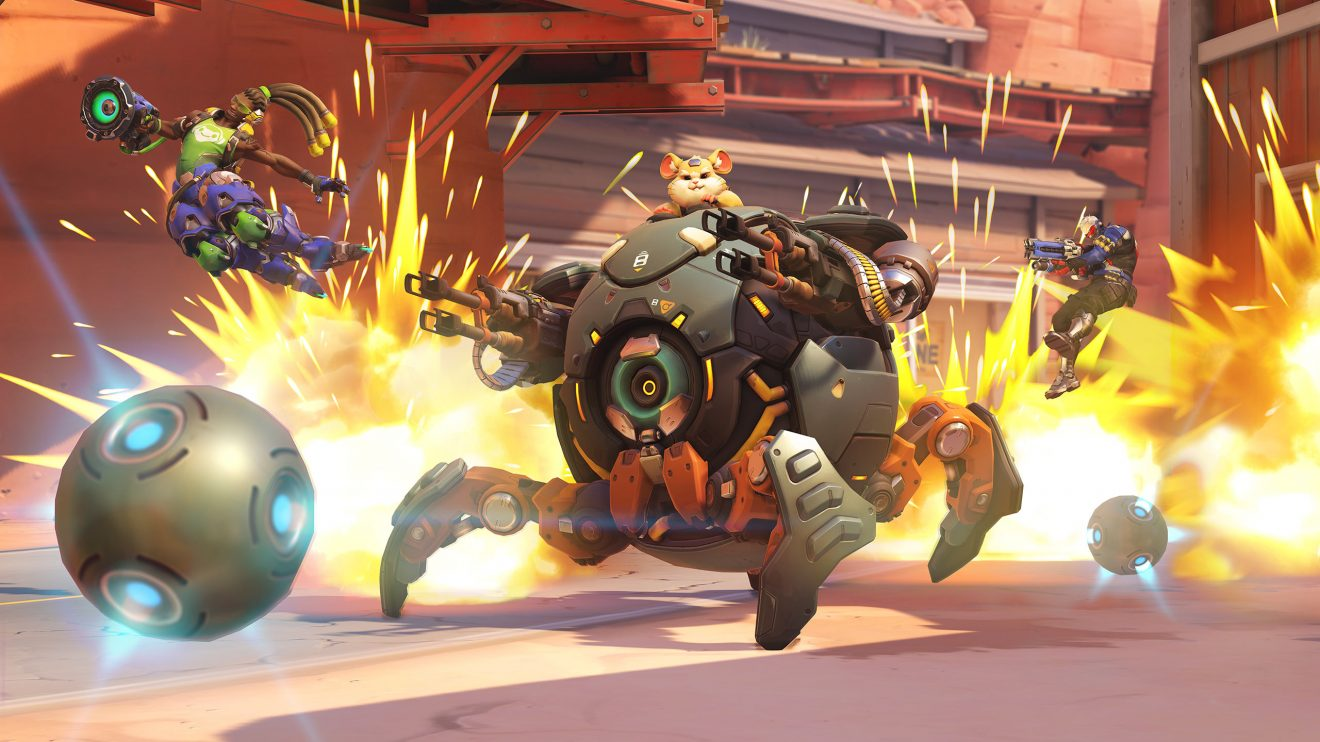 Overwatch anunciado no switch durante a direct