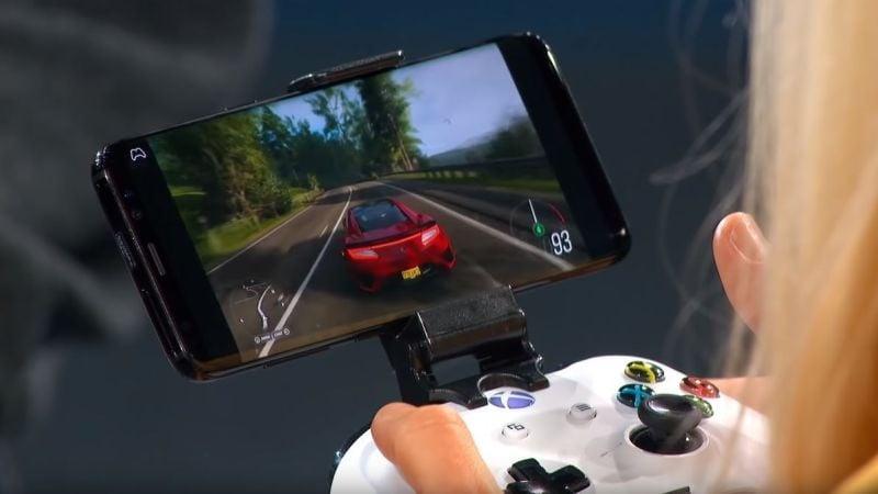 Jogos publicados pela Microsoft na palma da mão.