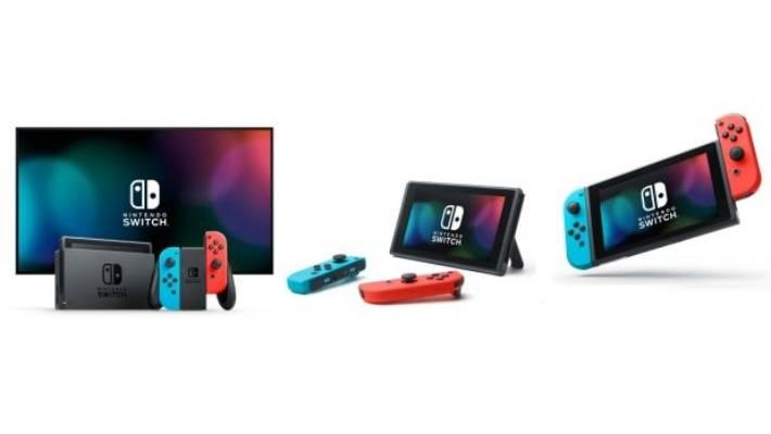 Seria o Switch o aparelho da nona geração de videogames da Nintendo?