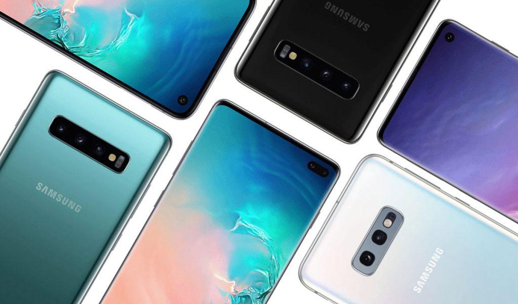 O Galaxy S10, S10+ e S10e são um dos melhores celulares do mercado