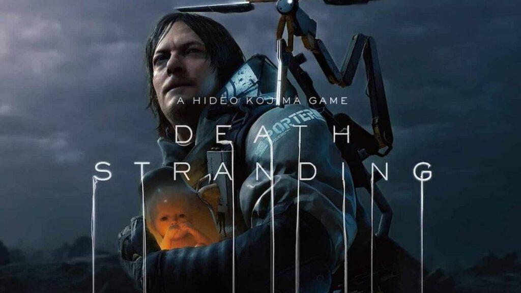 O novo jogo Death Stranding pode ser jogado no estande da Sony na BGS 2019