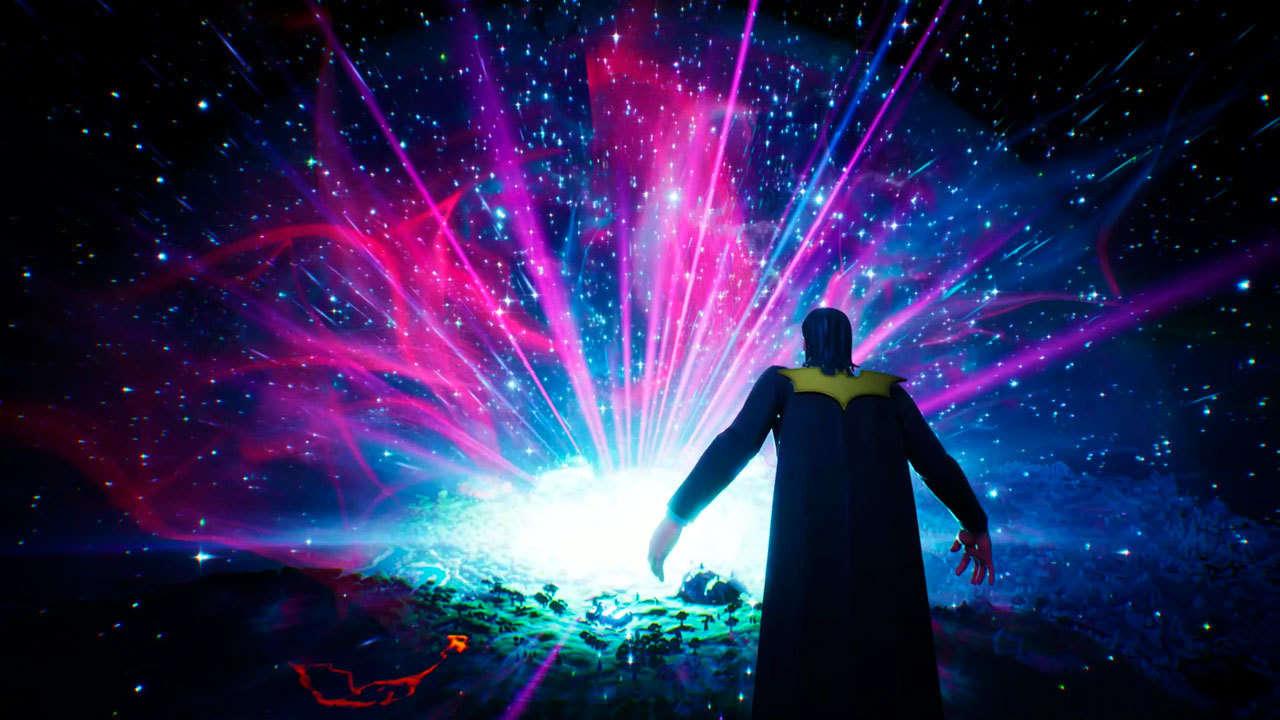 Fim do Fortnite: buraco negro destrói tudo e fortalece rumores de um Capítulo 2