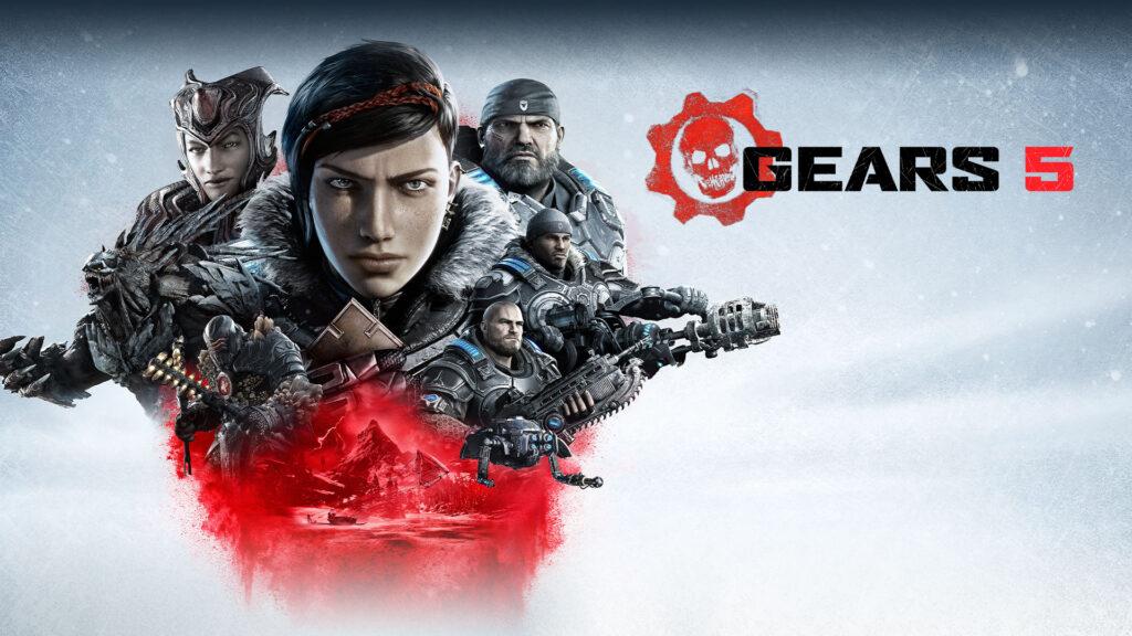 Gears 5 é o grande destaque da Microsoft para o próximo ano